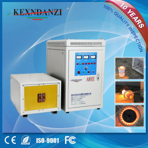 IGBT Module 80kw High Frequency Induction Heater for Metal Annealing (KX-5188A80)