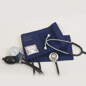 Sw-As14 Blood Pressure Monitor and Aneroid Sphygmomanometer with Dual Head Stethoscope pictures & photos