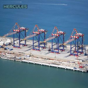 45t Offshore Grab Ship Unloader From Hercules pictures & photos