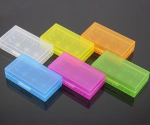 Colorful 18650 Storage Box for Battery Plastic Box