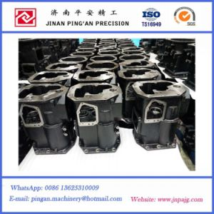 Cast Iron Braket of Autoparts for HOWO Heavy Trucks with ISO 16949 pictures & photos