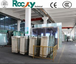 3-19mm Tempered Building Glass with CE pictures & photos