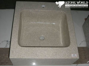 Granite & Marble Wash Basin / Sink for Kitchen, Bathroom, Bar (CVL002) pictures & photos