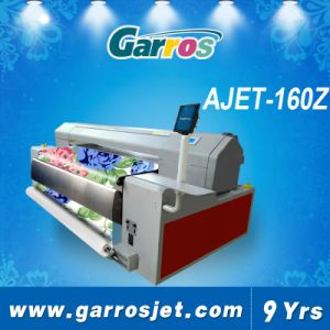 2016 New Garros Belt Conveyors Type 3D Ink Jet Printer Digital Fabric Textile Printer for Different Kinds of Fabric pictures & photos