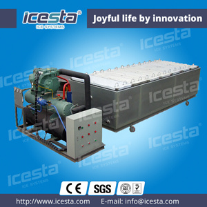 Icesta Block Ice Machine 3000kg/24h for Ice Selling Business pictures & photos