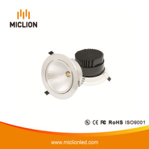 9W Aluminum+Glass LED Downlight with Ce pictures & photos