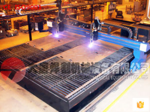 Ce Approved for 6 Years CNC Flame Plasma Cutting Machine pictures & photos