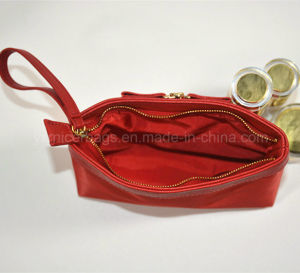 2016 Lady Fashion Wholesale 230 Twill Cosmetic Bag for Lady pictures & photos