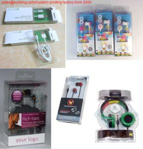 Customized Clear Pet Box for Electronics Products pictures & photos