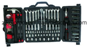 142PCS Hand Tool Set with Ratchet Wrench Set pictures & photos