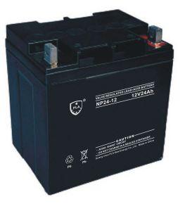 12V24ah Valve Reoulated Lead Acid Battery
