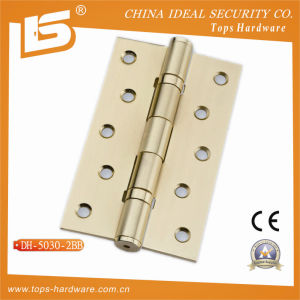 Stainless Steel Bearing Door Hinge (DH-5030-2BB) pictures & photos