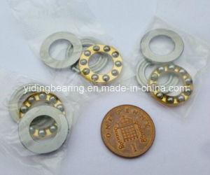 Miniature Thrust Ball Bearings F8-16m F8-19m F9-20m F10-18m pictures & photos
