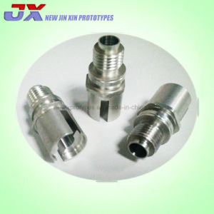 OEM High Precision Nickel Plated CNC Turning Parts pictures & photos