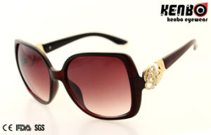 New Design Fashion Plastic Sunglasses with Nice Temple Kp50860 pictures & photos