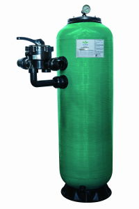 Fiberglass Deep Bed Sidemount Sand Filter for Swimming Pool pictures & photos