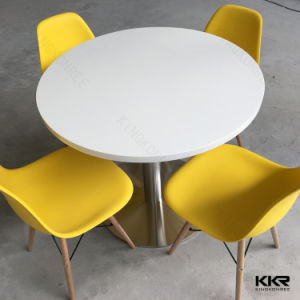 4 Seater Solid Surface Dining Chairs and Tables pictures & photos