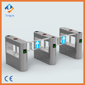 RFID Controle De Acesso Swing Gate Barrier/Library Wing Gate Club Wing Gate pictures & photos