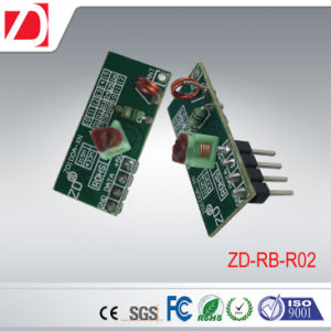 Wireless RF Superregeneration Receiver and Transmitter Module Available Factory Customize pictures & photos