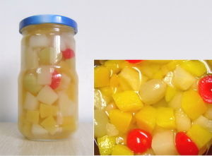 3kg Canned Mix Fruit in Light Syrup pictures & photos