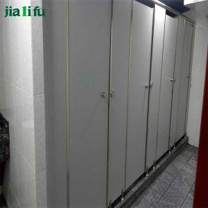 Jialifu Wood Grain Toilet Partition Malaysia pictures & photos