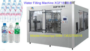Pet Bottle Water Bottling Machine (CGF18-18-6) pictures & photos