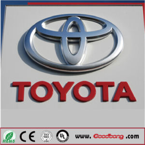 LED Backlit Car Logo and Their Name / Car Logos for Toyota pictures & photos