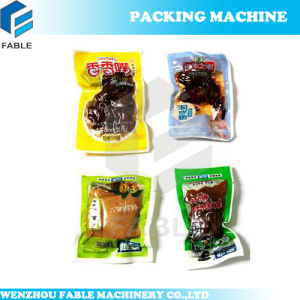 Vacuum Packaging Machine for Coffee Pouch (DZQ-900OL) pictures & photos