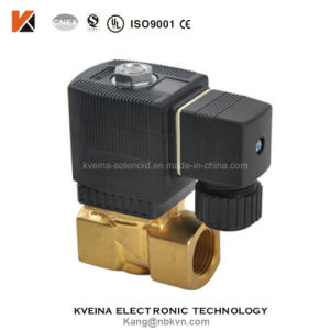 K12 AC 110V HK12 Solenoid Valve for Gas pictures & photos