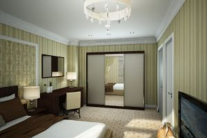 Hotel Bedroom Furniture/Luxury King Size Bedroom Furniture/Standard Hotel King Size Bedroom Suite/King Size Hospitality Guest Room Furniture (GLB-090089) pictures & photos