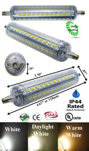 New Dimmable 10W AC85-265V T3 R7s LED Bulb pictures & photos