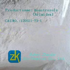 Anastrozo Arimidex Antineoplastic Crude Drug pictures & photos