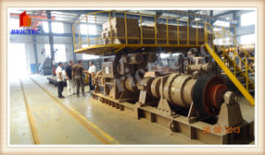Advanced Brick Making Machine with Europe Technology Exported to South America pictures & photos