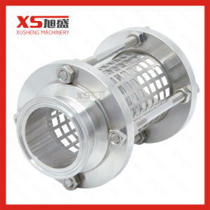Stainless Steel Sanitary Hygienic Weld-Weld Sight Glass pictures & photos