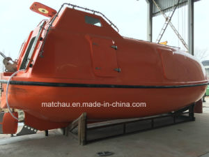 5.90m Fiber Glass Free Fall Life Boat for Sale pictures & photos
