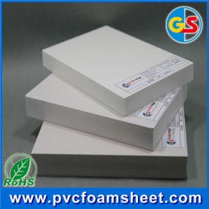 GS PVC Foam Sheet for Advertising and UV Printing pictures & photos