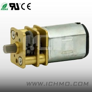 DC Gear Motor (D122F) with Cutting Gears pictures & photos