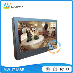17.3 Inch 16: 9 Android Advertising Digital Signage with Poe Option Powered pictures & photos