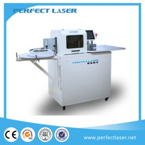 High Quality Automatic CNC Bending Machine for Aluminum Strip / Roll PE-100 pictures & photos