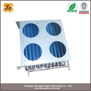 Stainless Steel Tube Fin Heat Exchanger pictures & photos