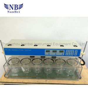 Pharmaceutical Lab Tablet Dissolution Apparatus pictures & photos