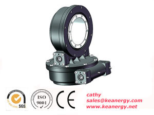 ISO9001/CE/SGS Real Zero Backlash Solar Tracking Slew Drive Used in Csp & Cpv pictures & photos