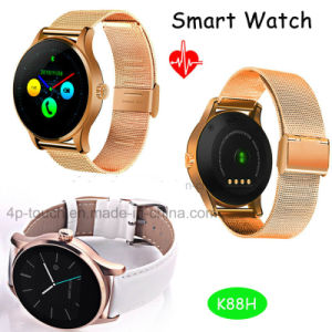 Android/Ios Mobile Bluetooth Smart Watch for Promotion Gift K88H pictures & photos