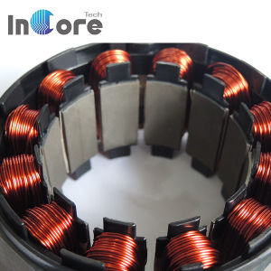 Stator Winding Assembly (internal rotor type of motor)