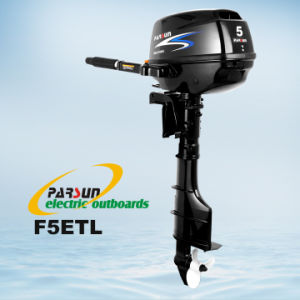 5HP Electric Outboard Motor pictures & photos