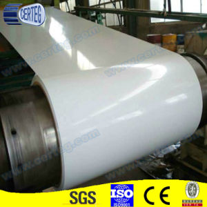 Pre-Painted galvanized iron coils white color sheet pictures & photos
