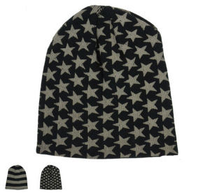 2017 Hot Sale Fashion Warm Hat Winter Knitted Beanie Cap pictures & photos