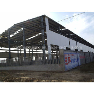 Low Price Steel Structure Mobile House Warehouse pictures & photos