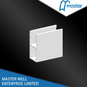 Aluminun Roller Door Hardware Side Guide/Aluminum Side Guide Mar. G80 pictures & photos