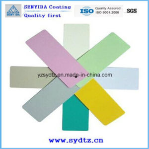 High Quality Pure Polyester Powder Coating for Aluminum pictures & photos